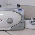 autoclave et bac à ultrason